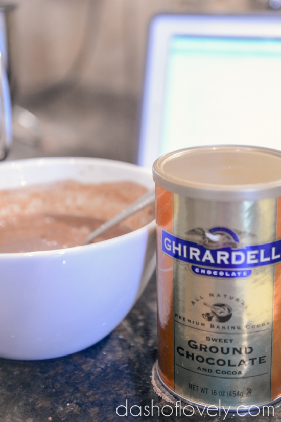Ghirardelli Powder